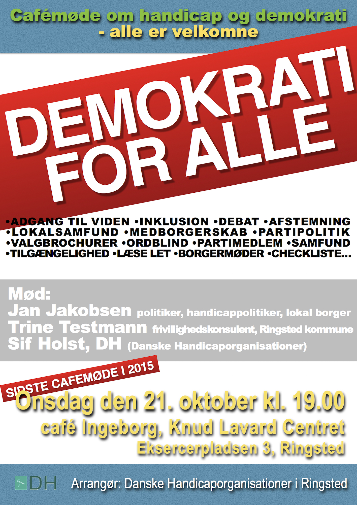 PLAKAT DEMOKRATI FOR ALLE web