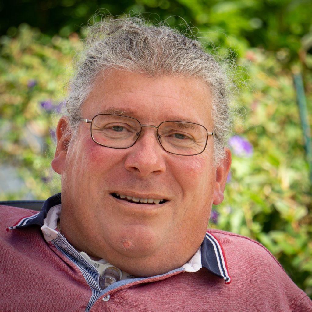 Foto af DH-Ringsteds formand Jan Jakobsen.